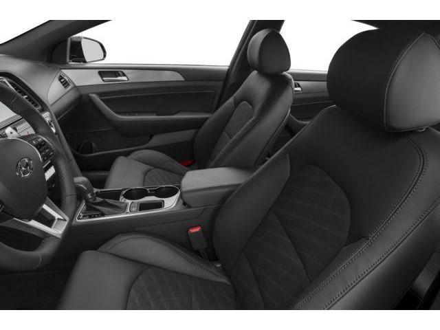 2018 Hyundai Sonata 2.0T Sport (Stk: 18173) in Ajax - Image 6 of 9