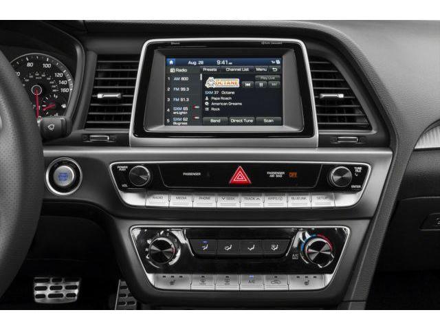 2018 Hyundai Sonata 2.0T Sport (Stk: 18173) in Ajax - Image 7 of 9