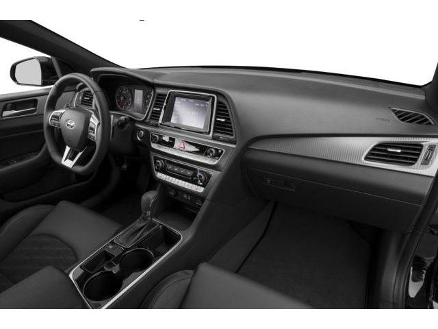2018 Hyundai Sonata 2.0T Sport (Stk: 18173) in Ajax - Image 9 of 9