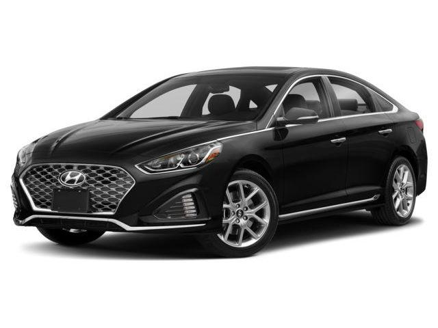 2018 Hyundai Sonata 2.0T Sport (Stk: 18180) in Ajax - Image 1 of 9