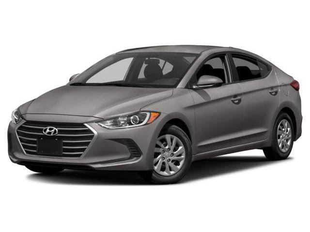 2018 Hyundai Elantra Limited (Stk: 18266) in Ajax - Image 1 of 9
