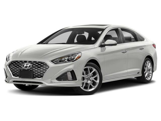 2018 Hyundai Sonata 2.0T Sport (Stk: 18179) in Ajax - Image 1 of 9