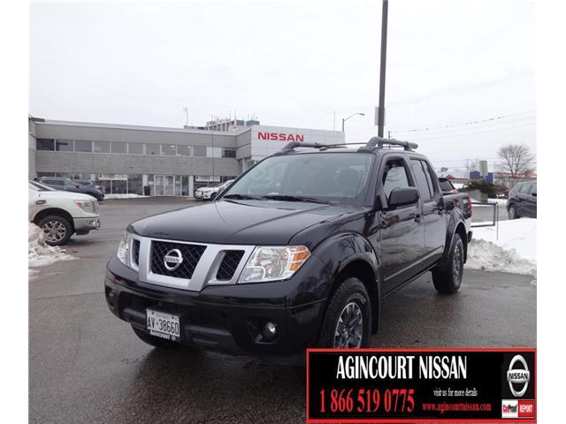 2018 Nissan Frontier PRO-4X (Stk: D710942A) in Scarborough - Image 1 of 19