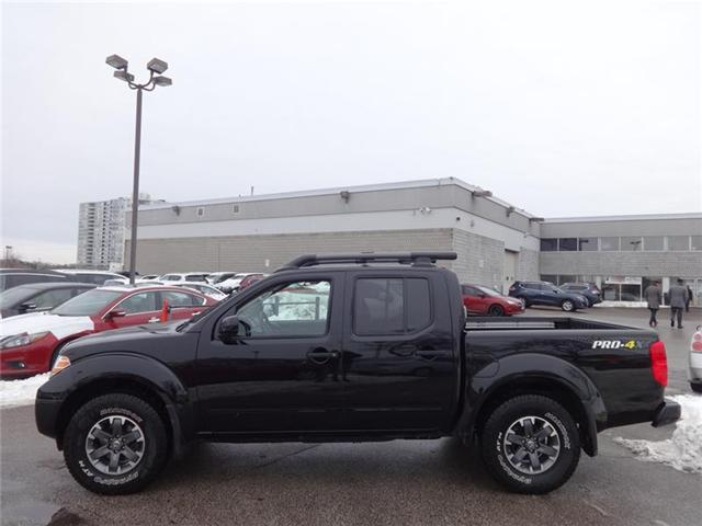 2018 Nissan Frontier PRO-4X (Stk: D710942A) in Scarborough - Image 2 of 19