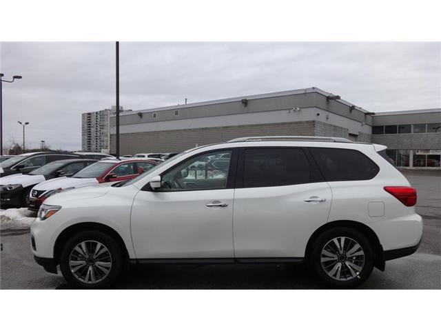 2018 Nissan Pathfinder SL Premium (Stk: U11855) in Scarborough - Image 2 of 22
