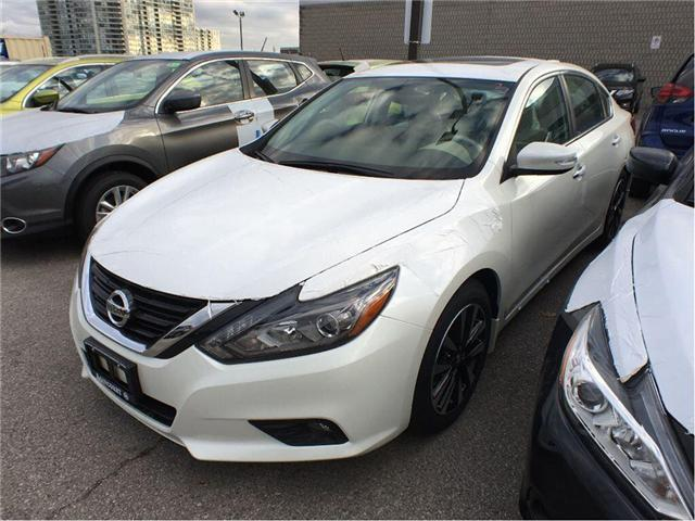 2018 Nissan Altima 2.5 SL Tech (Stk: JC134687) in Scarborough - Image 1 of 5