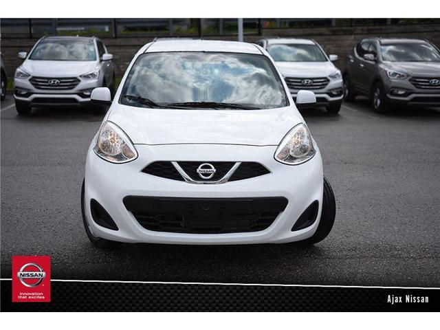 2017 Nissan Micra SR (Stk: S1252) in Ajax - Image 2 of 4