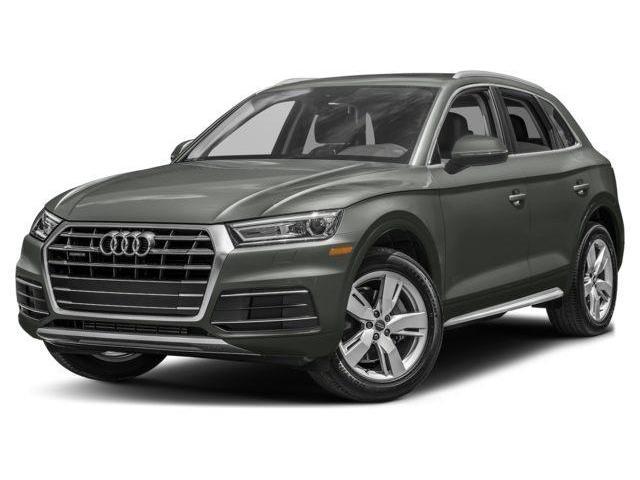 2018 Audi Q5 2.0T Progressiv (Stk: A10729) in Newmarket - Image 1 of 9