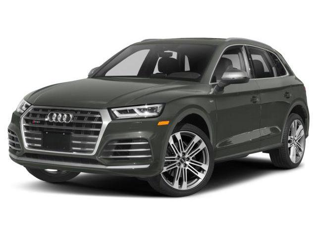 2018 Audi SQ5 3.0T Progressiv (Stk: A10734) in Newmarket - Image 1 of 9