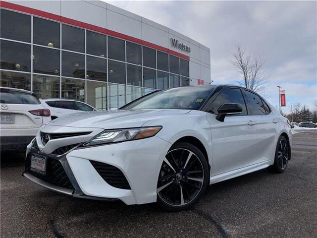 2018 Toyota Camry XSE (Stk: 65856A) in Vaughan - Image 1 of 27