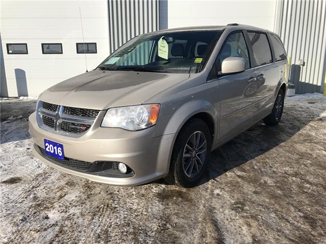 2016 Dodge Grand Caravan SE/SXT (Stk: 1611161R) in Thunder Bay - Image 1 of 13