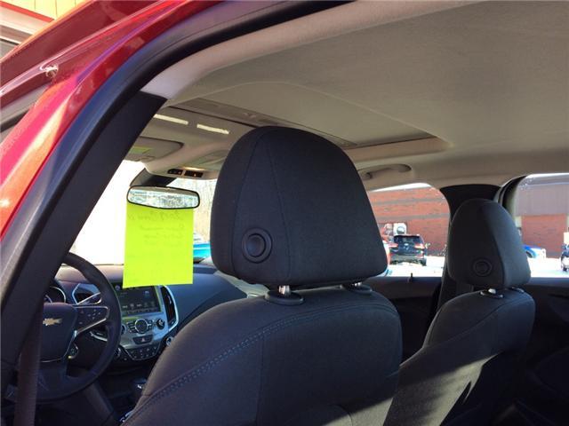 2017 Chevrolet Cruze LT Auto (Stk: svg04) in Morrisburg - Image 4 of 6