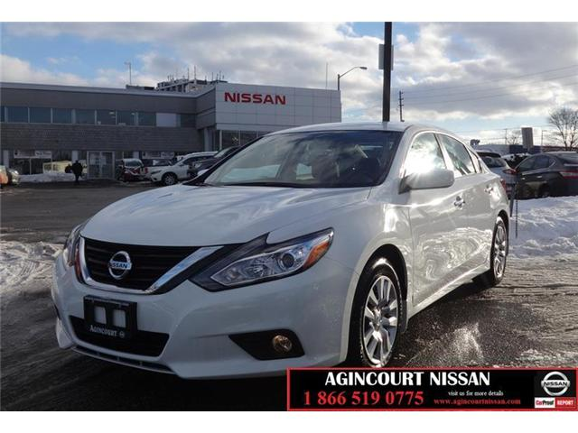 2018 Nissan Altima 2.5 S (Stk: D126431A) in Scarborough - Image 1 of 17