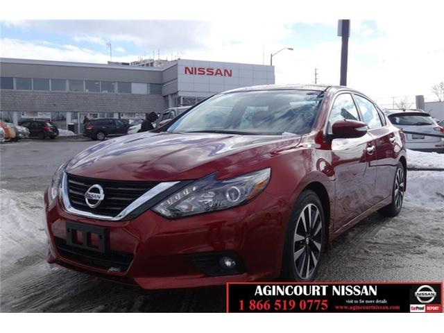 2018 Nissan Altima 2.5 SL Tech (Stk: D133504A) in Scarborough - Image 1 of 22