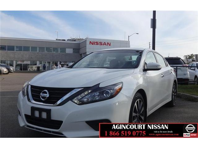 2018 Nissan Altima 2.5 SL Tech (Stk: D134827A) in Scarborough - Image 1 of 20