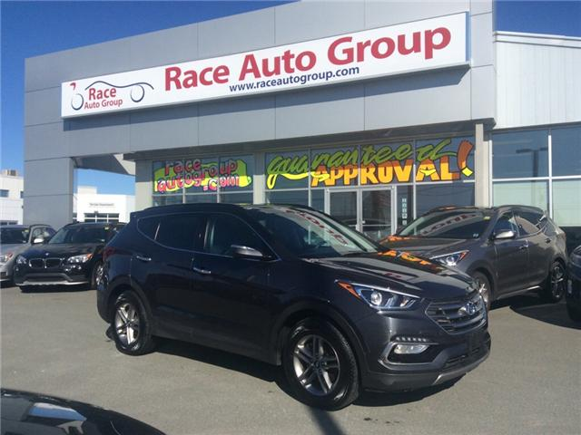 2018 Hyundai Santa Fe Sport 2.4 Luxury (Stk: 15749) in Dartmouth - Image 1 of 28