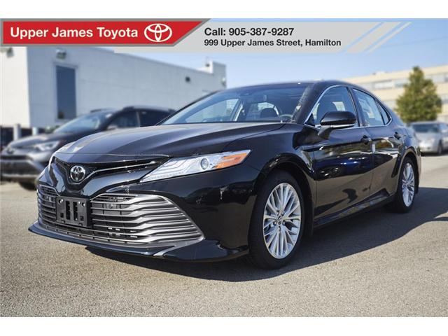 2018 Toyota Camry XLE (Stk: 180043) in Hamilton - Image 1 of 12