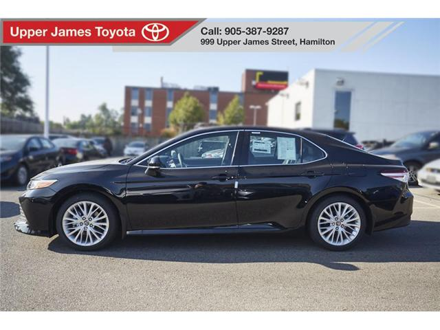 2018 Toyota Camry XLE (Stk: 180043) in Hamilton - Image 2 of 12