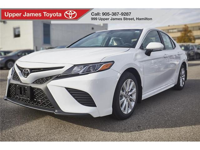 2018 Toyota Camry SE (Stk: 180047) in Hamilton - Image 1 of 14