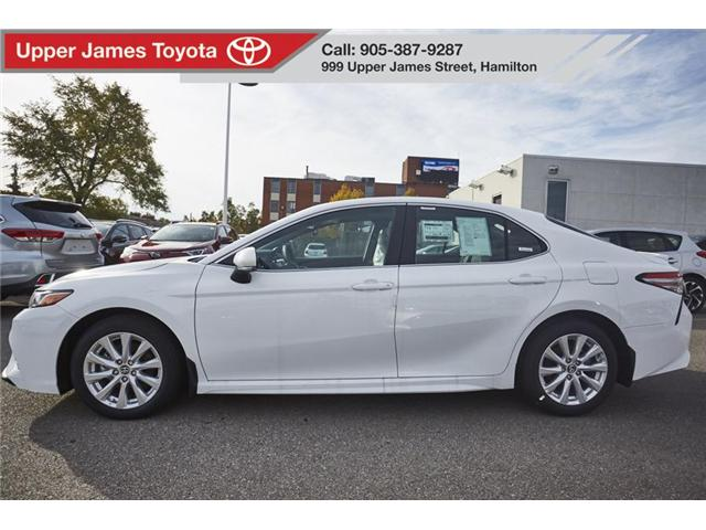 2018 Toyota Camry SE (Stk: 180047) in Hamilton - Image 2 of 14