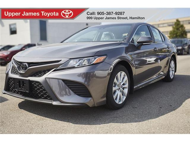 2018 Toyota Camry SE (Stk: 180049) in Hamilton - Image 1 of 11
