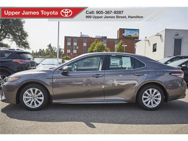 2018 Toyota Camry SE (Stk: 180049) in Hamilton - Image 2 of 11