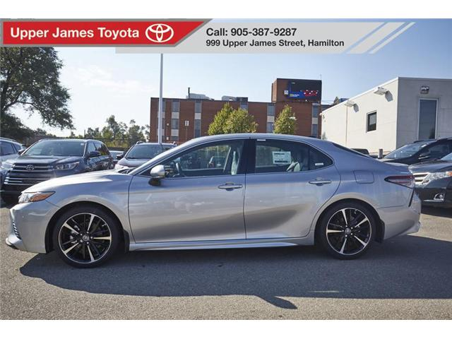 2018 Toyota Camry XSE V6 (Stk: 180129) in Hamilton - Image 2 of 14