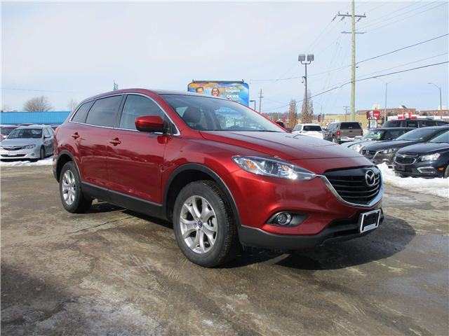 2015 Mazda CX-9 GS (Stk: 180116) in Kingston - Image 1 of 14