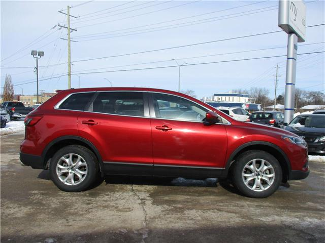 2015 Mazda CX-9 GS (Stk: 180116) in Kingston - Image 2 of 14