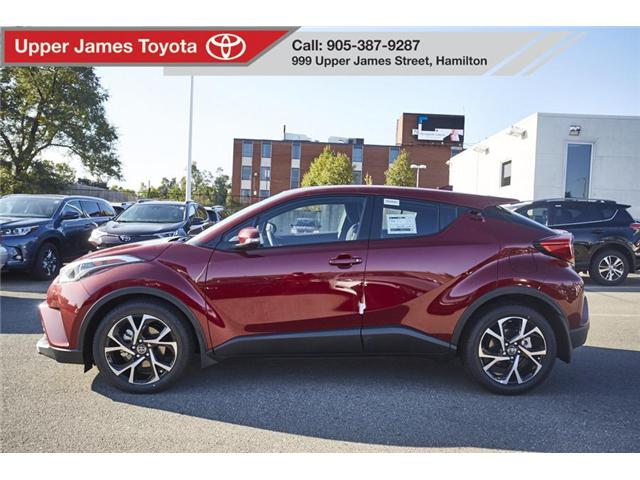 2018 Toyota C-HR XLE (Stk: 180158) in Hamilton - Image 2 of 12