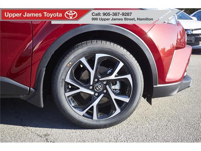 2018 Toyota C-HR XLE (Stk: 180158) in Hamilton - Image 4 of 12