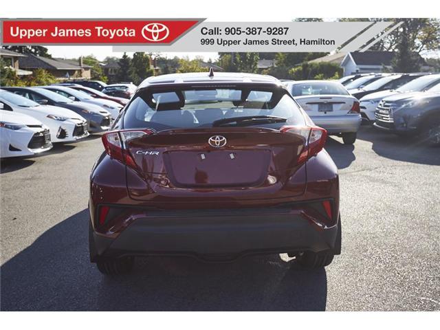 2018 Toyota C-HR XLE (Stk: 180158) in Hamilton - Image 6 of 12