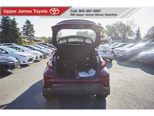 2018 Toyota C-HR XLE (Stk: 180158) in Hamilton - Image 7 of 12