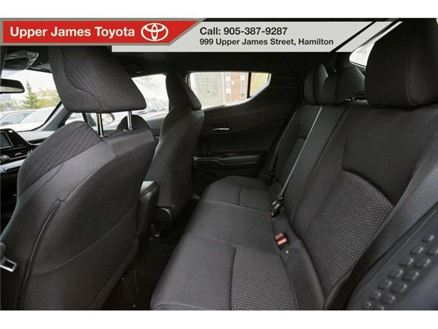 2018 Toyota C-HR XLE (Stk: 180158) in Hamilton - Image 9 of 12
