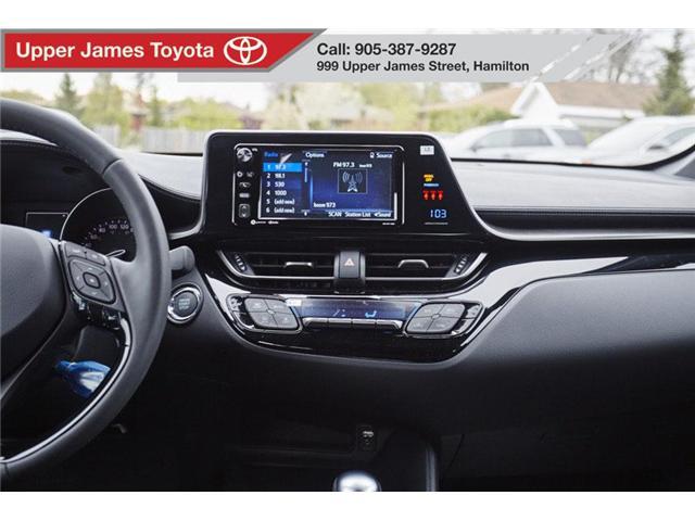 2018 Toyota C-HR XLE (Stk: 180158) in Hamilton - Image 11 of 12