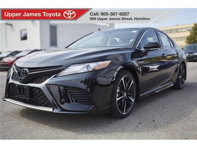 2018 Toyota Camry XSE (Stk: 180169) in Hamilton - Image 1 of 13