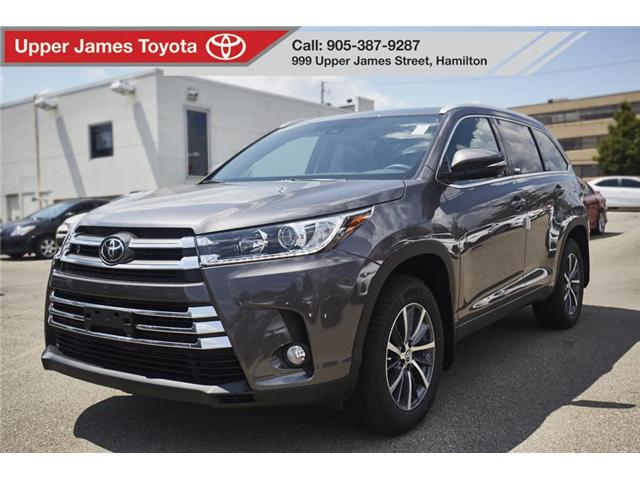 2018 Toyota Highlander XLE (Stk: 180181) in Hamilton - Image 1 of 12