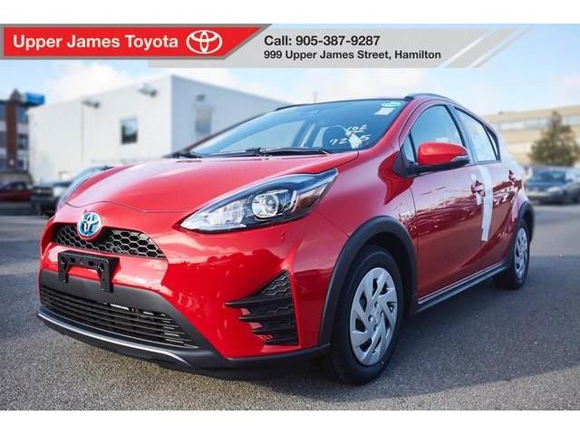 2018 Toyota Prius c Base (Stk: 180188) in Hamilton - Image 1 of 15