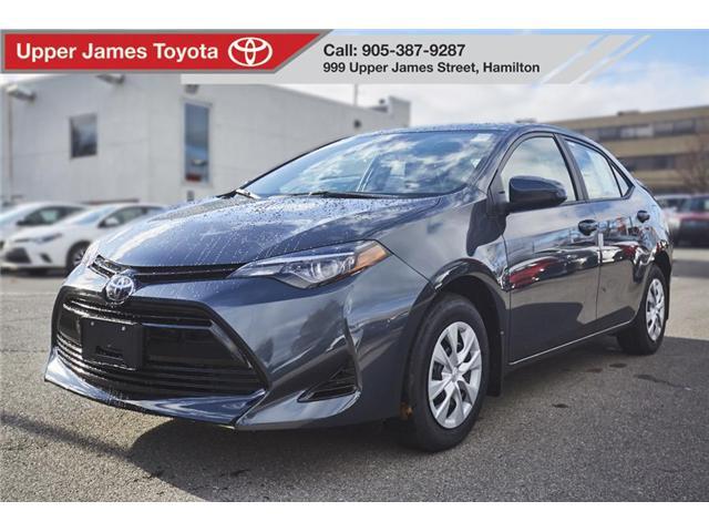 2018 Toyota Corolla CE (Stk: 180205) in Hamilton - Image 1 of 13