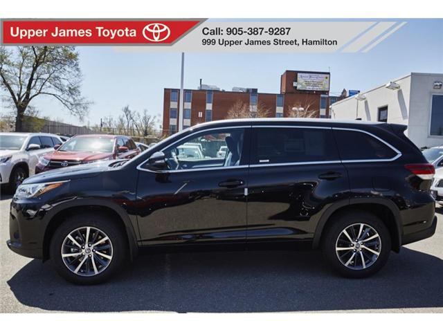 2018 Toyota Highlander XLE (Stk: 180209) in Hamilton - Image 2 of 12