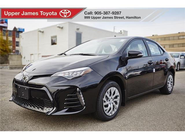 2018 Toyota Corolla SE (Stk: 180252) in Hamilton - Image 1 of 12