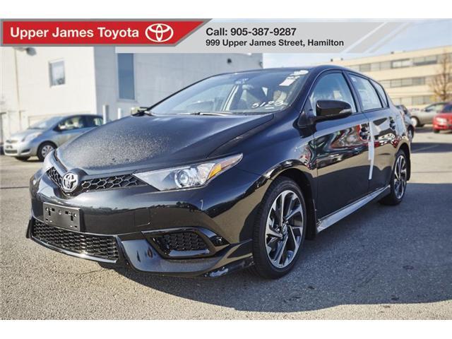 2018 Toyota Corolla iM Base (Stk: 180275) in Hamilton - Image 1 of 12