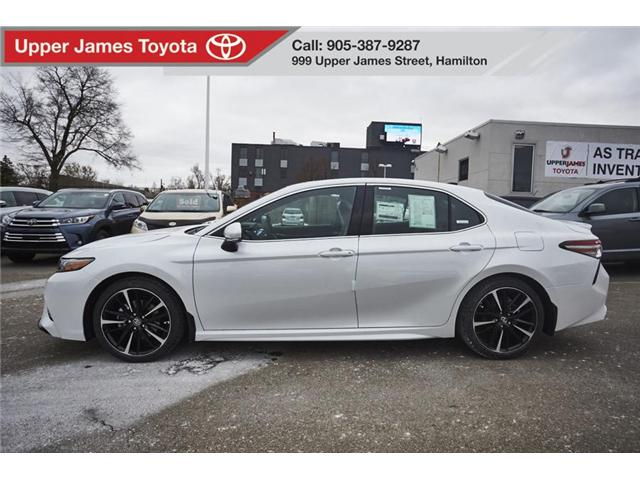 2018 Toyota Camry XSE (Stk: 180288) in Hamilton - Image 2 of 14