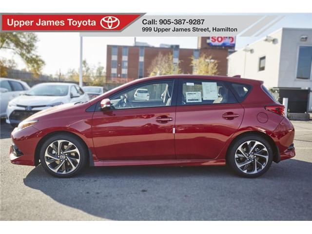 2018 Toyota Corolla iM Base (Stk: 180308) in Hamilton - Image 2 of 12