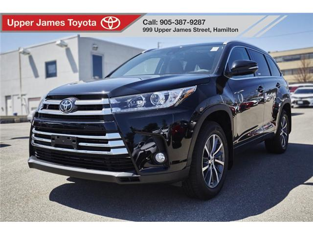 2018 Toyota Highlander XLE (Stk: 180339) in Hamilton - Image 1 of 12