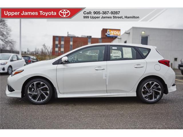 2018 Toyota Corolla iM Base (Stk: 180361) in Hamilton - Image 2 of 12
