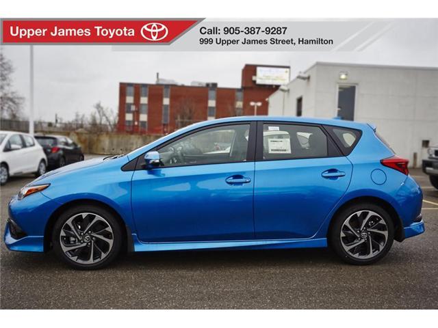 2018 Toyota Corolla iM Base (Stk: 180369) in Hamilton - Image 2 of 12