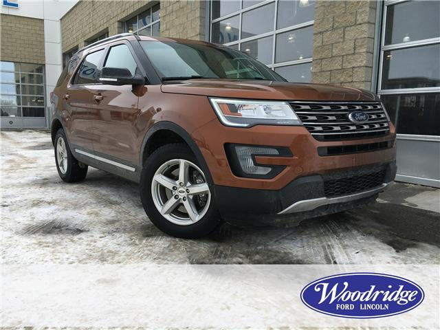 2017 Ford Explorer XLT (Stk: 28930A) in Calgary - Image 1 of 25