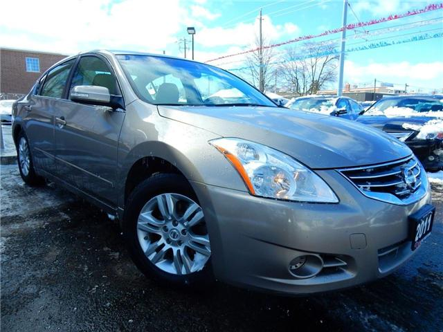 2011 Nissan Altima 2 5 S 2 5 SL | LEATHER ROOF | ONE OWNER