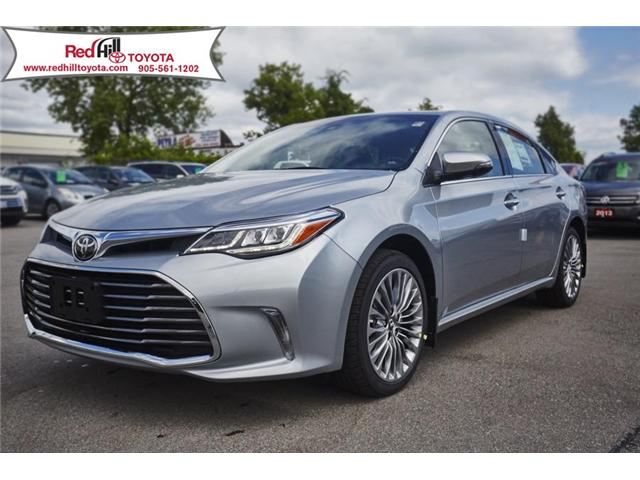 2018 Toyota Avalon Limited (Stk: 18021) in Hamilton - Image 1 of 13
